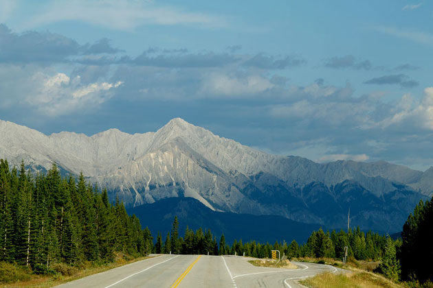 Kootenays National Park