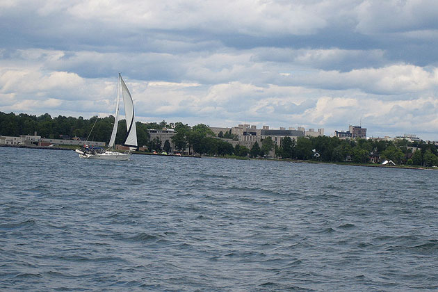 Kingston Sailing
