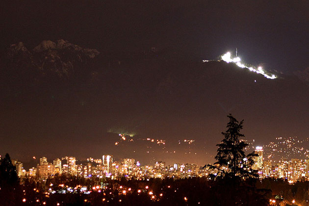 Lights of Vancouver