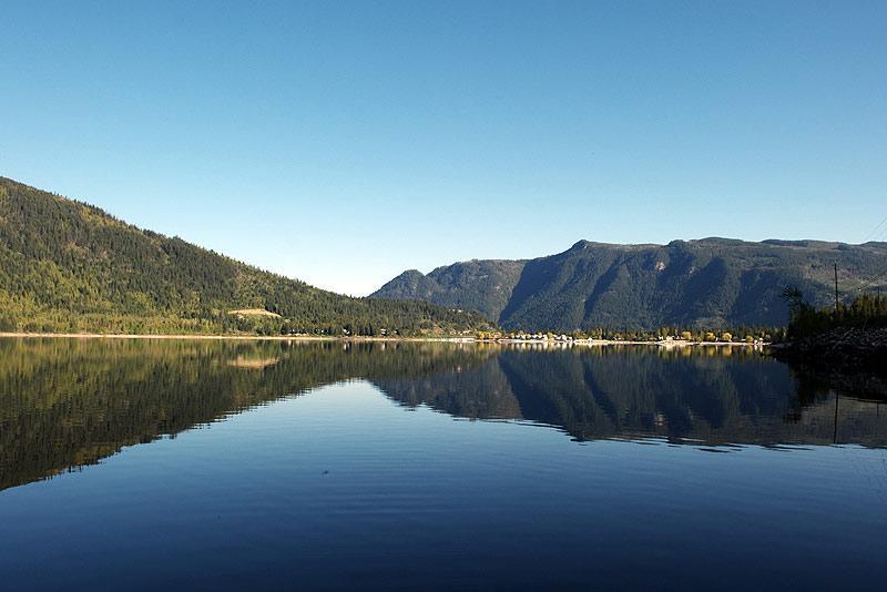 Lake Shuswap Boating Amp Fishing Information