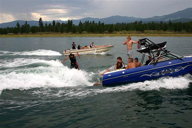 Lake Koocanusa Boating & Fishing