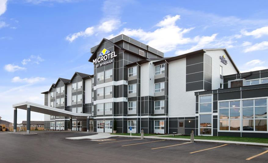 Microtel Inn and Suites by Wyndham Estevan